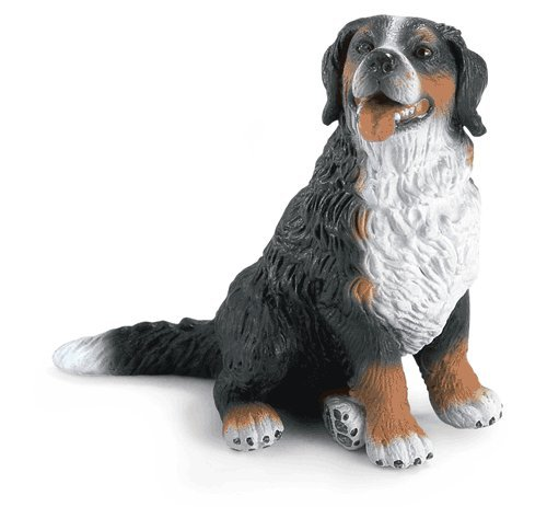 Buy Low Price Schleich Bernese Mountain Dog Figure (B000H6DY0A)