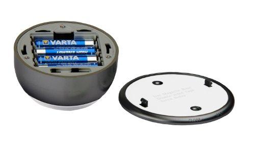 led lampe mit bewegungsmelder inkl batterien magnetisch. Black Bedroom Furniture Sets. Home Design Ideas
