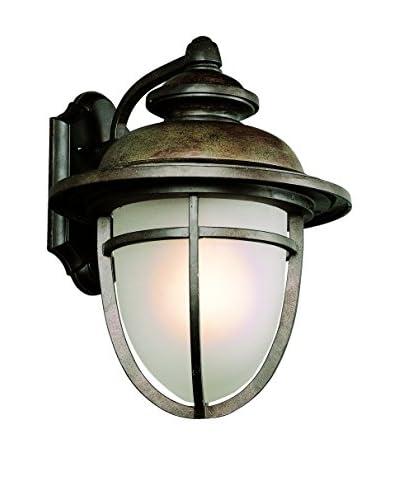 Bel Air Lighting 1-Light LED Miners Wall Lantern