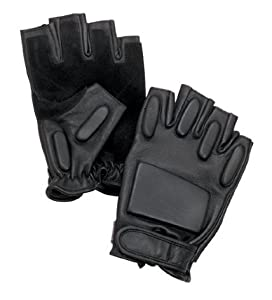 Rothco Fingerless Tactical Rapelling Gloves from Rothco
