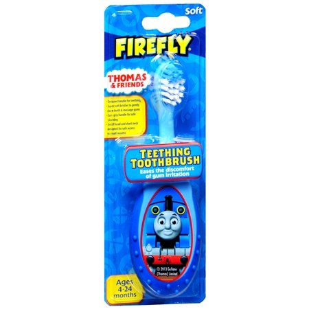 Firefly Kids! Firefly Thomas & Friends Kids Teething Toothbrush Soft