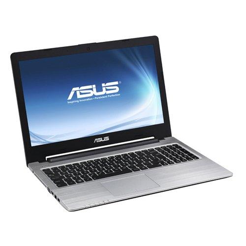 Asus K56CA-XO144H Notebook, Intel Pentium Dual Core 987 ULV, Monitor 15.6 Pollici, RAM 4 GB, HDD 500 GB, Windows 8, Grigio