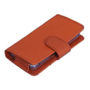 DSR Pu Leather case cover for Blackberry Curve 9220