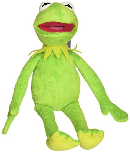 Ty Beanie Buddies Kermit Frog Plush, Medium