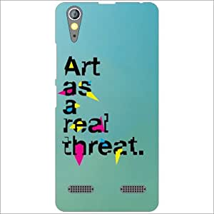 Lenovo A6000 Plus Back Cover - Art Designer Cases