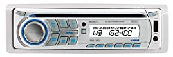 See Dual Electronics MDMA75 Marine CD Receiver with NOAA 7-Channel Weatherband Tuner and Direct USB Control for iPhone/iPod Devices Details