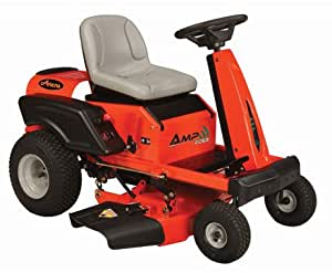 "Ariens AMP Rider (34"") Electric Battery-Powered Riding Lawn Mow"