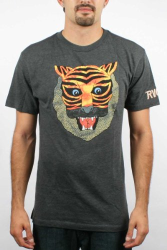 RVCA Leines Tiger T-Shirt - Short-Sleeve - Men's