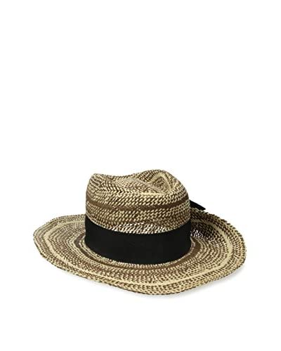 Magid Women's Straw Cowgirl Hat, Natural