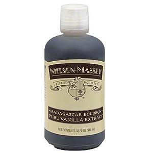 Nielsen-Massey 32 oz. Madagascar Bourbon Pure Vanilla Extract.