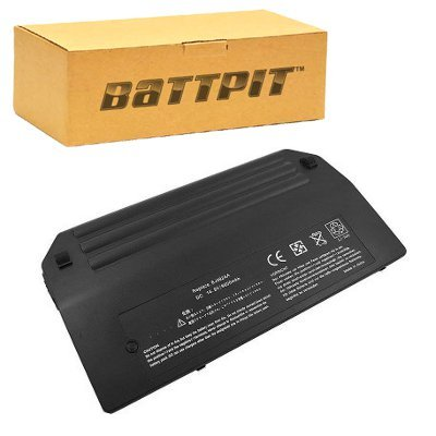 Battpitt™ Laptop / Notebook Battery Replacement for HP 8510w Notebook PC (6600 mAh) (Ship From Canada) (Ultra-Capacity Laptop Battery)