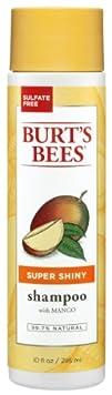 Burt's Bees Super Shiny Shampoo, Mang…