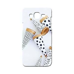BLUEDIO Designer 3D Printed Back case cover for Samsung Galaxy E7 - G4362