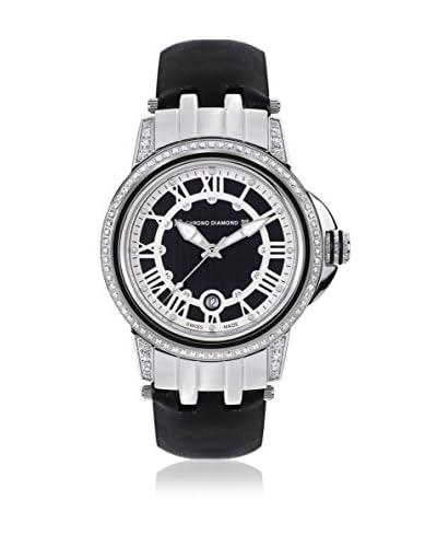 Chrono Diamond Reloj de cuarzo 10910 Dionne Negro