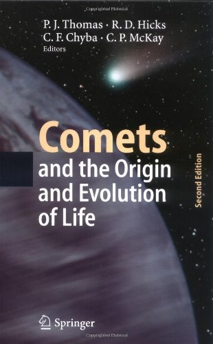 Comets and the Origin and Evolution of Life (Advances in Astrobiology and Biogeophysics)