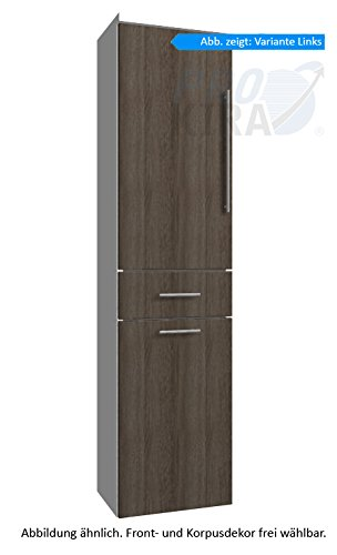 Simple Classic Line (HNA054 A7WL/R) Bathroom Furniture Tall 40 CM