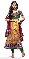 Fantastic Look Kalidar Kameez