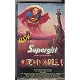 Supergirl VHS Tape