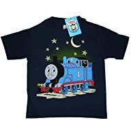 Thomas The Tank Engine Kids Glow In The Dark Tee