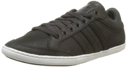 Adidas Originals Mens Plimcana Low-1 Trainers D65631 Black/Carbon/Running White FTW 10.5 UK, 45 EU