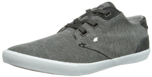 Boxfresh Mens Stern Low-Top E12796 Black 6 UK, 40 EU