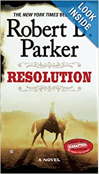 Resolution  - Robert B. Parker