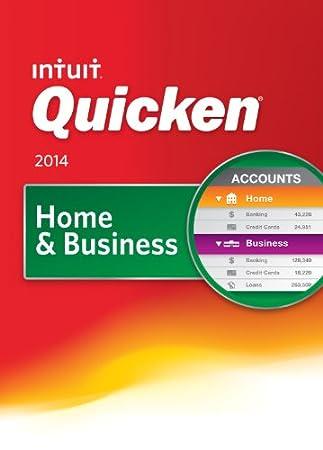 Quicken Home & Business 2014 [Download]
