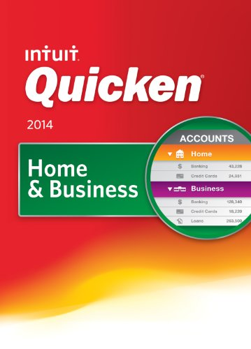 Quicken Home & Business 2014 [Download]