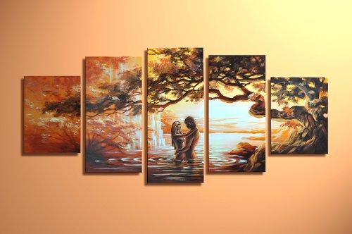 Barato pareja de enamorados m1 5 imagen - Cuadros retroiluminados baratos ...