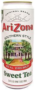 Arizona Sweet Southern Tea, 23-Ounces (Pack Of 24)