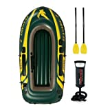 Intex Seahawk Inflatable Boat Set - 2 Person