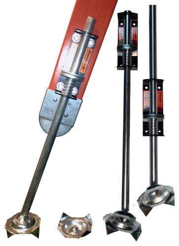 Xtenda-Leg® Ladder Levelers with Cleated Feet