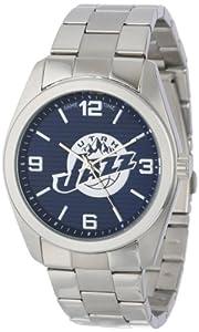 Game Time Unisex NBA-ELI-UTA Elite Utah Jazz 3-Hand Analog Watch by Game Time