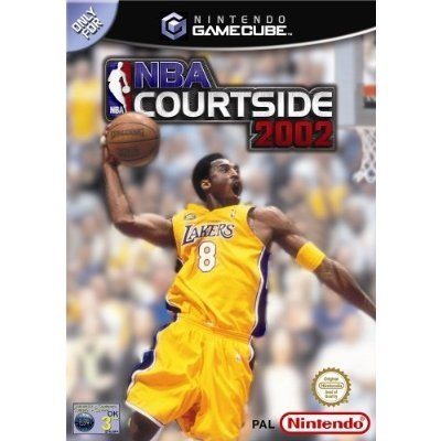 Gamecube Nba Courtside 2002