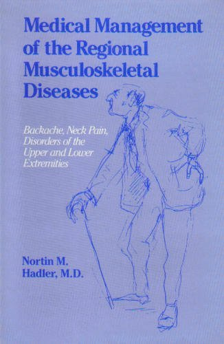Nortin M. Hadler, MD, MACP, MACR, FACOEM Publication