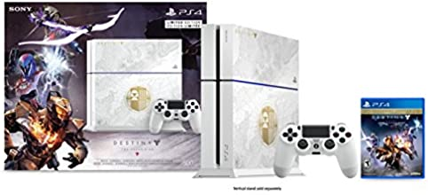 500 GB PlayStation 4 Bundle - Limited Destiny: The Taken King Edition