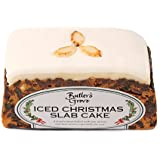 Butler's Grove Iced Fruit Slab Christmas Cake 460 g