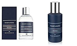 Marks & Spencer Harvard Blue Harbour Afteshave Balm 100 mL & Body Spray 150 mL Combo Pack