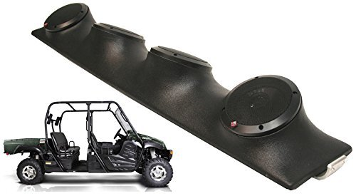 Bennche-700X-Rockford-Pack-R152-Custom-Quad-5-14-Speakers-Power-Sports-UTV-Pod
