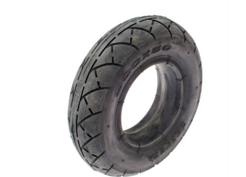 No Air Needed 200 X 50 Hard Rubber Tire For Kids Electric Scooters Razor Izip