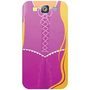 Samsung Galaxy S3 Purple Matte Finish Phone Cover - Matte Finish Phone Cover