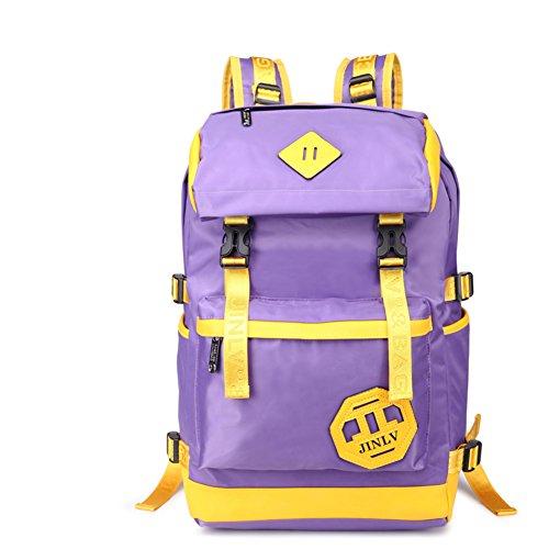 Sac à bandoulière eleves/Loisirs sac grande capacité/Sacs de voyage/sac à dos simple