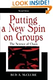 Putting A New Spin on Groups: The Science of Chaos