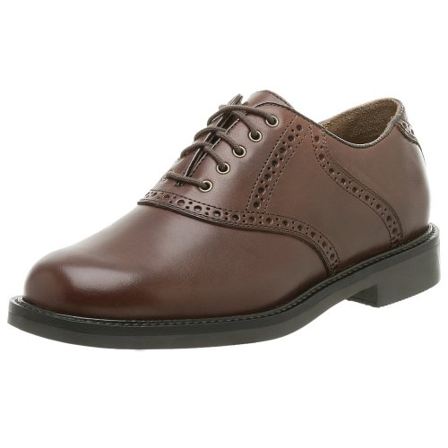 Johnston & Murphy Men's Durst Oxford,Mahogany,8 W