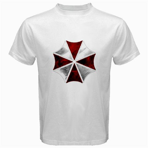 Funny T-Shirts (Umbrella Corporation) Great Gift Ideas for Adults, Men, Boys, Youth, & Teens, Collectible Novelty Shirts