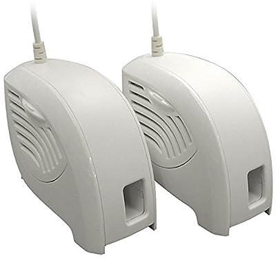 トップランド シューズ乾燥機 (コンセント/USB対応) ホワイト M7510-WT