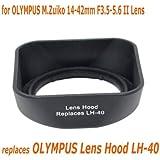 RainbowImaging LH-40 Lens Hood for Olympus M.Zuiko 14-42mm F3.5-6.6 II