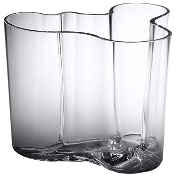 large clear glass vase. Black Bedroom Furniture Sets. Home Design Ideas