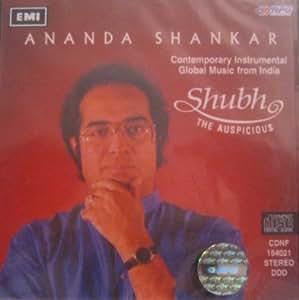 Ananda Shankar, Anada Shankar - Shubh the Auspicious - Amazon.com