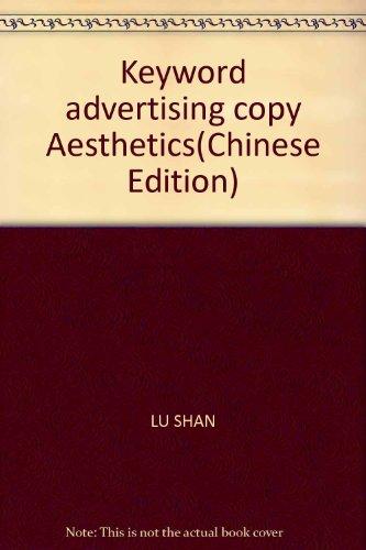 Keyword Advertising Copy Aesthetics